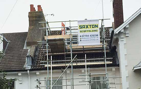 domestic scaffolding hire service
